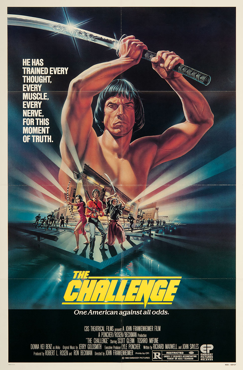 Challenge, The