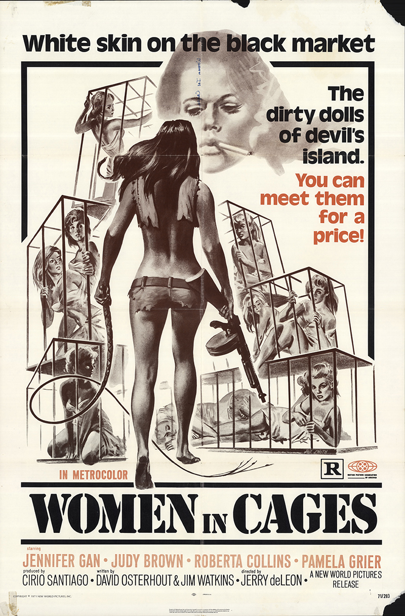 Women in Cages (1971)   ČSFD.cz