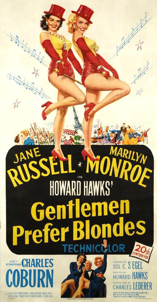 Gentlemen Prefer Blondes SKU 651