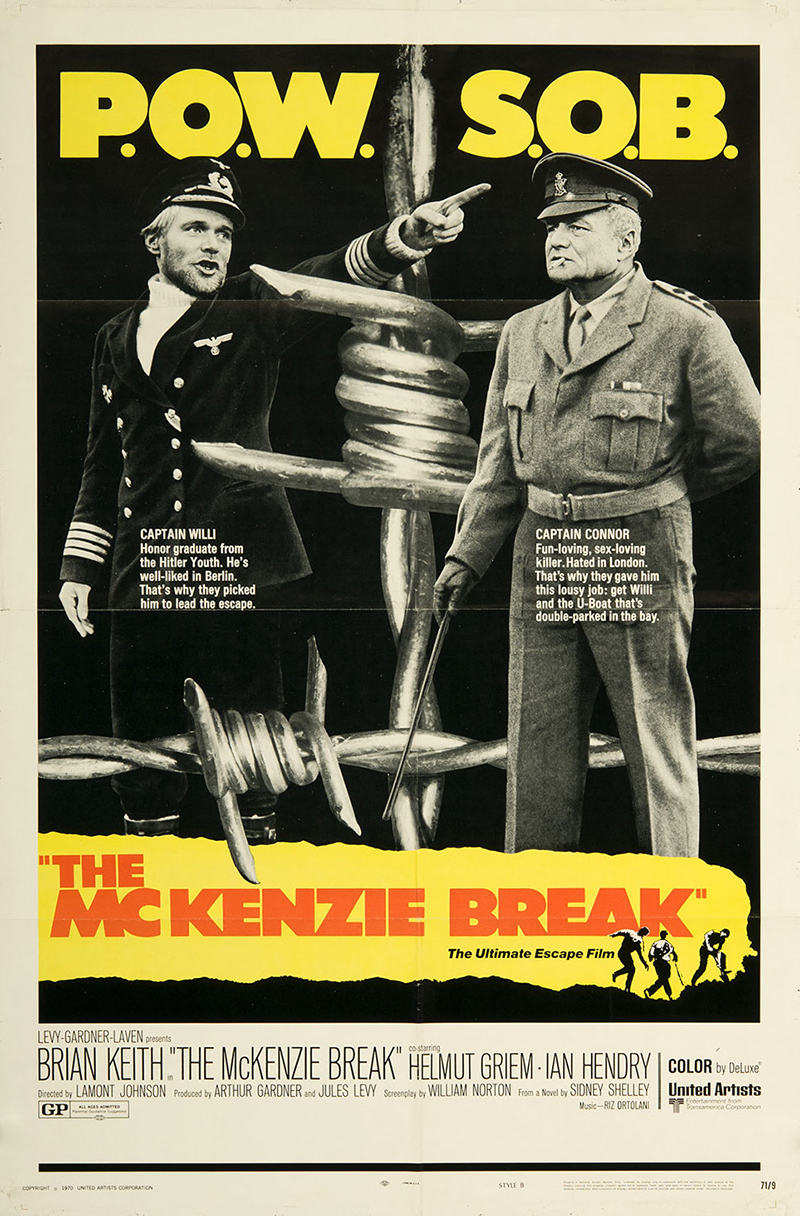 McKenzie Break, The (B)
