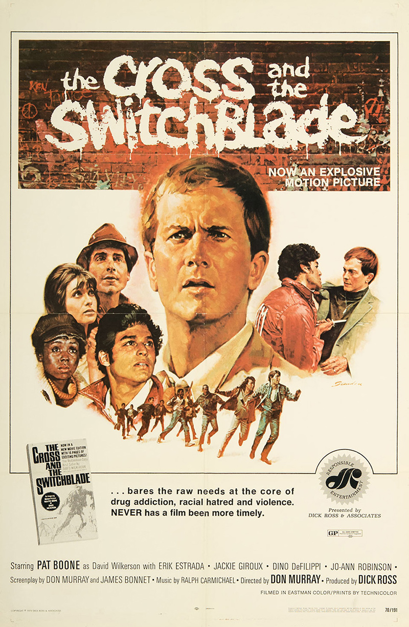 Cross and the Switchblade, The