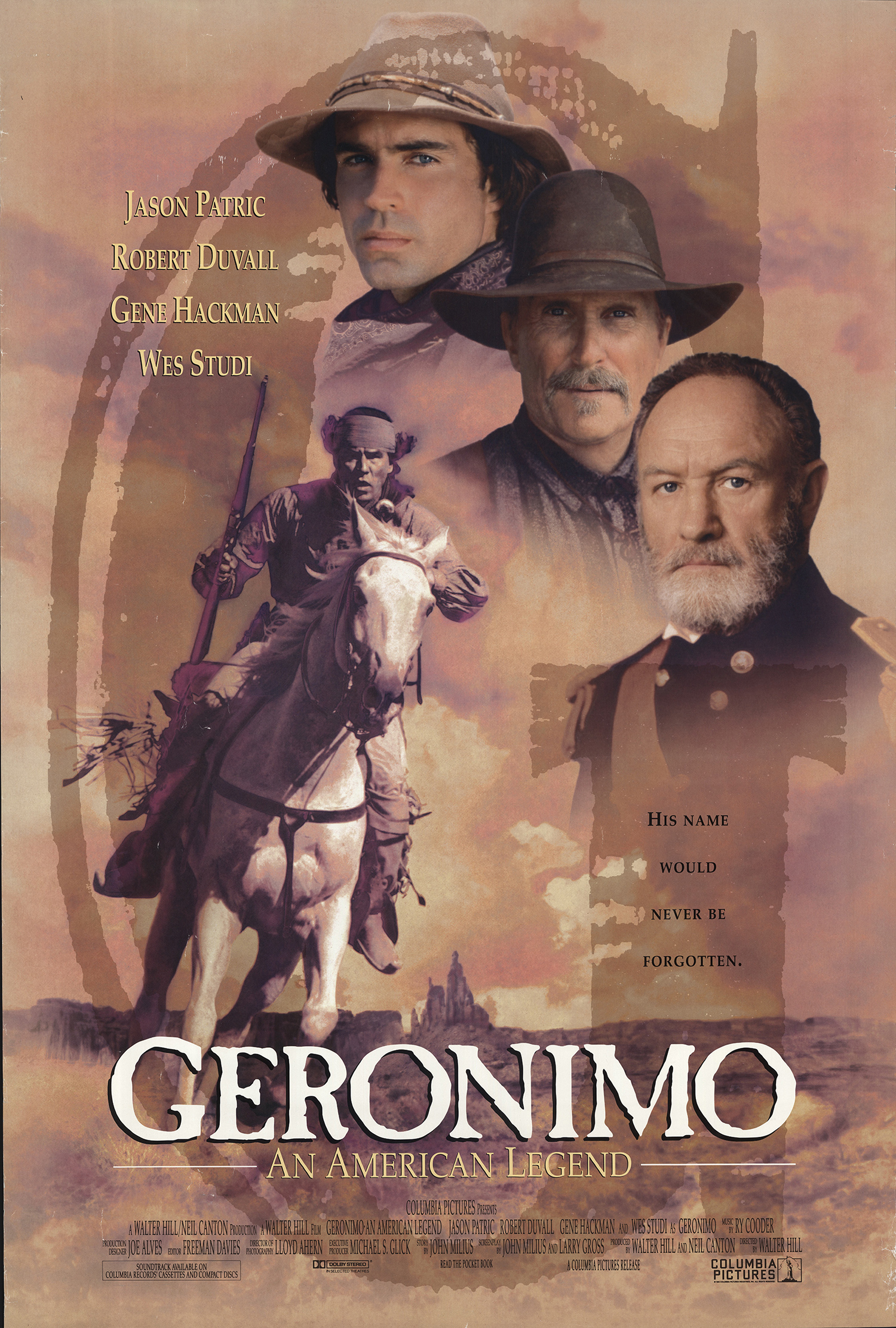 an analysis of the movie geronimo an american legend Watch geronimo: an american legend (1993) movie online the story of the apache chief and his armed resistance to the us government's subjugation.