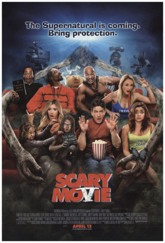 Scary Movie 5 2013 Original Movie Poster Fff 67290 Fffmovieposters Com