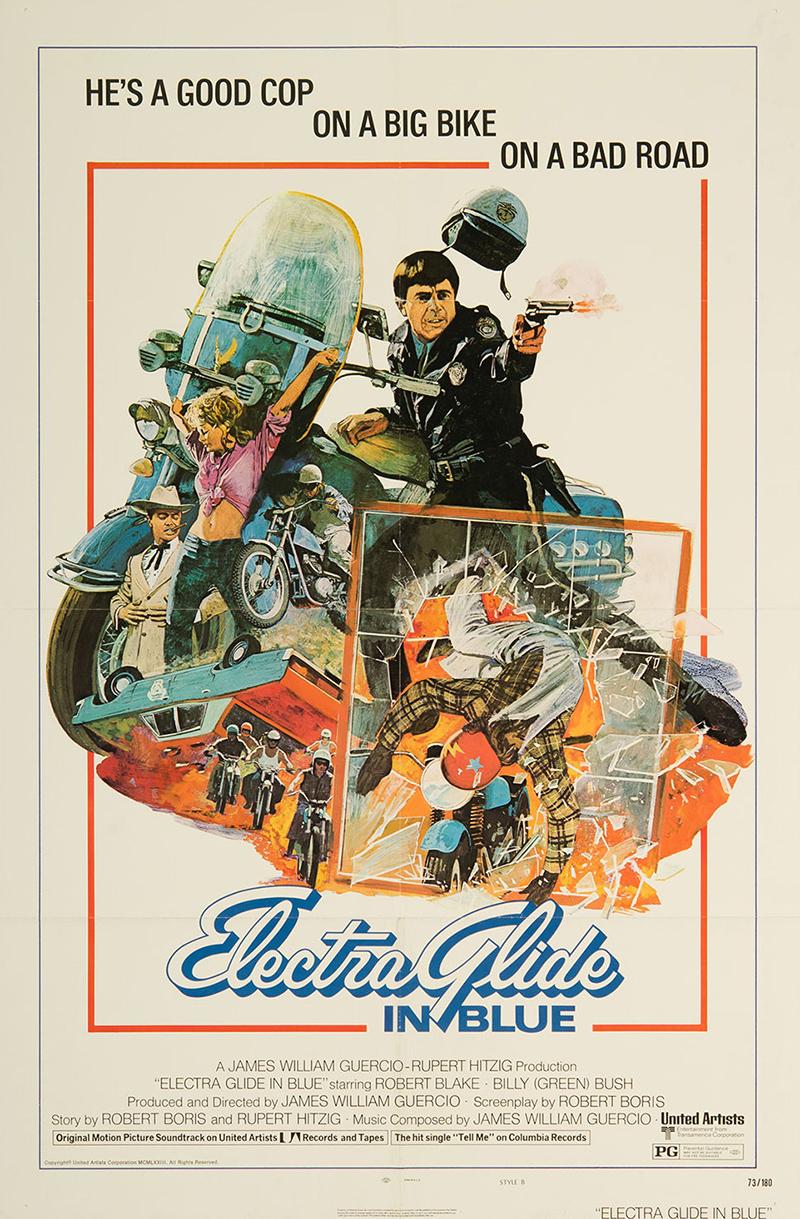 Electra Glide in Blue (B)