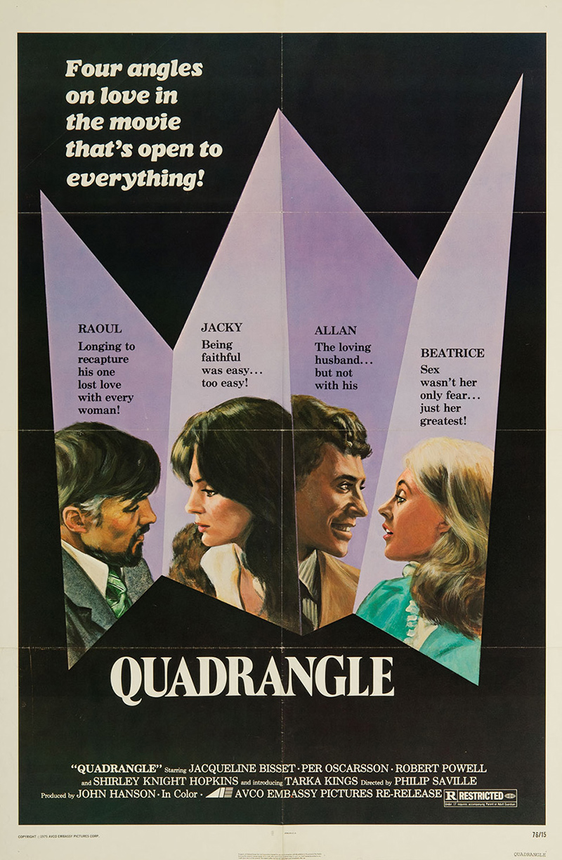 Quadrangle (aka Secrets)