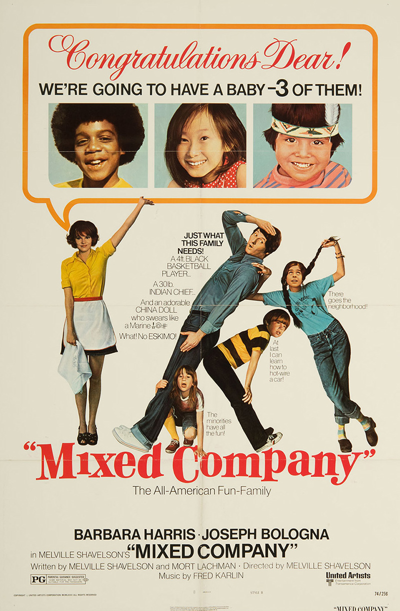 Mixed Company (B)