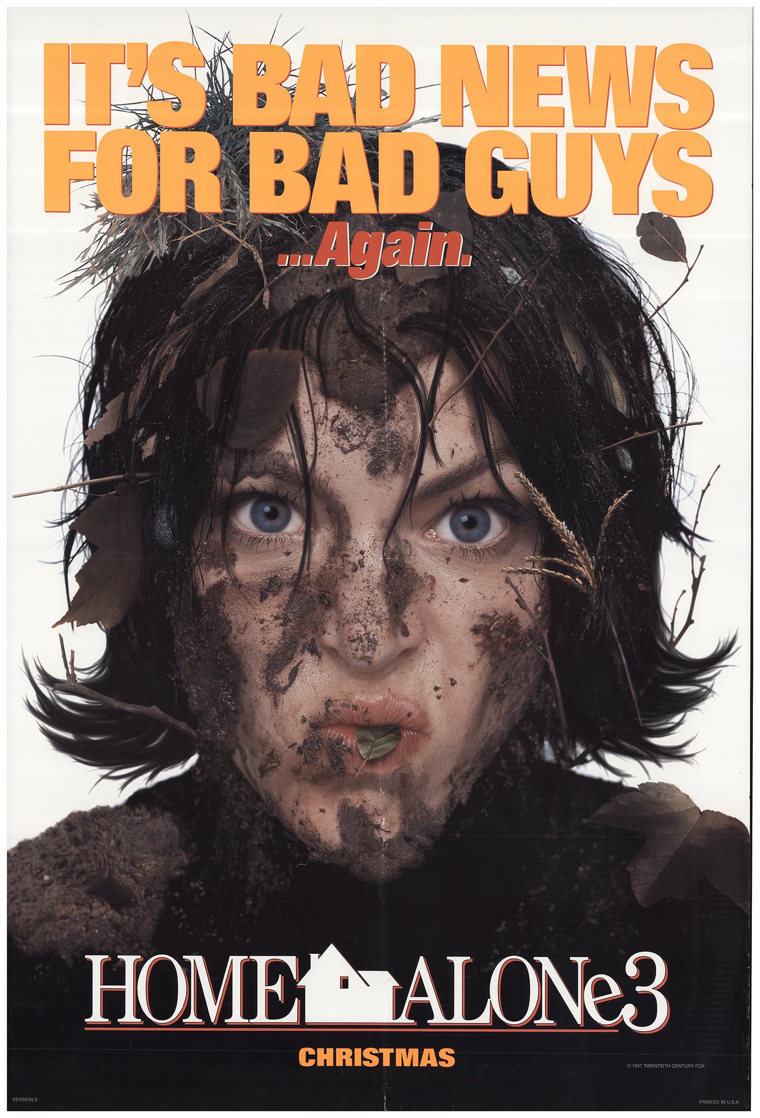 Home Alone 3 1997 Original Movie Poster Fff 68367 Fffmovieposters Com
