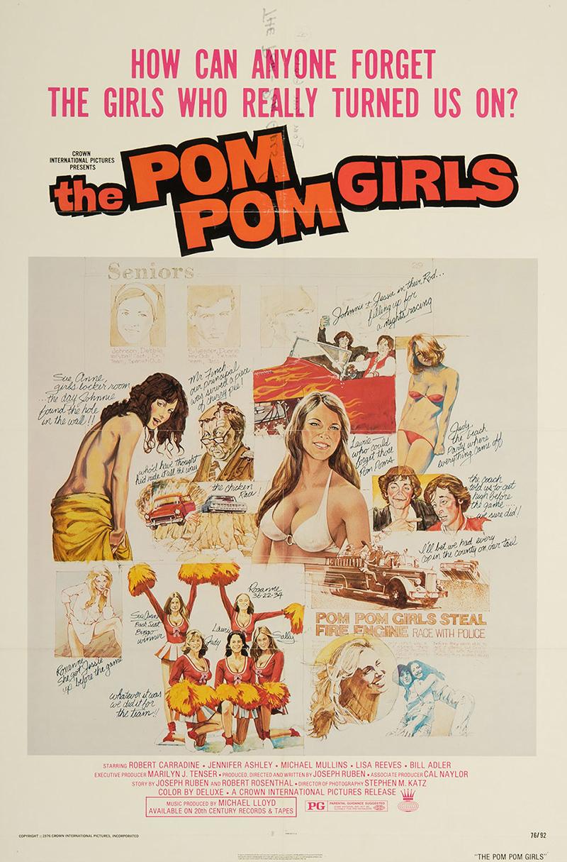 Pom Pom Girls, The