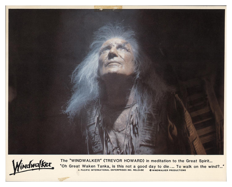 Windwalker 1980 8x10 Orig Movie Poster Fff 73005 Trevor
