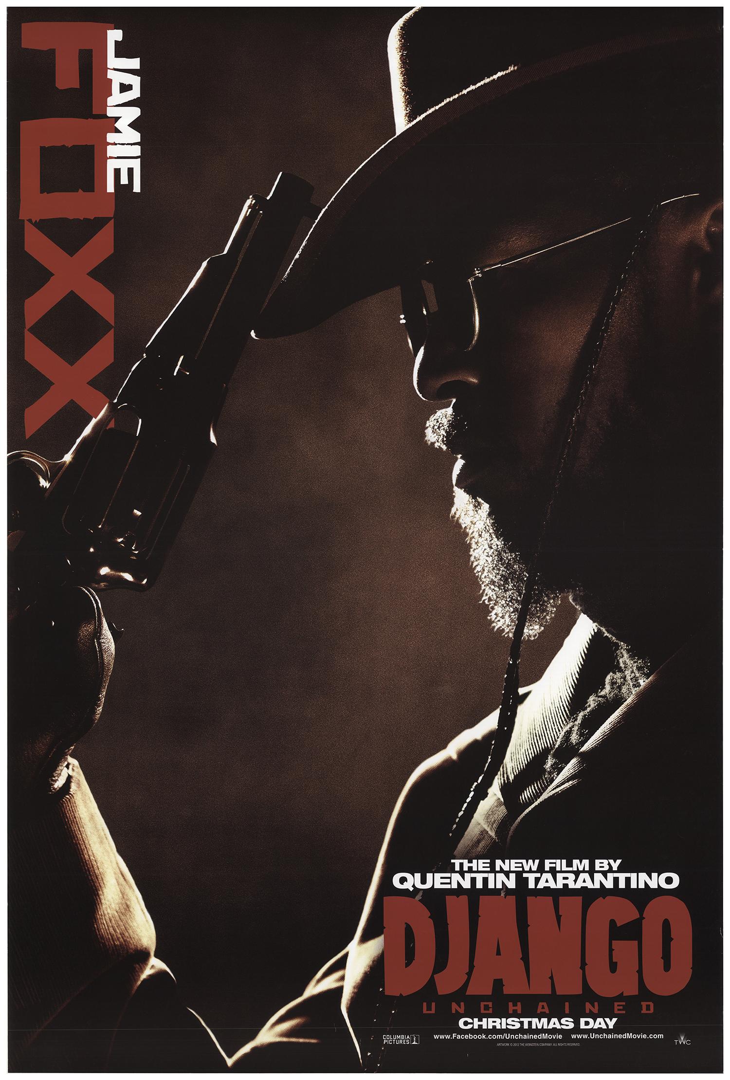 Django Unchained 2012 Original Movie Poster Fff 74167 Fffmovieposters Com